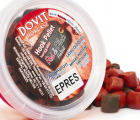 Dovit Red & Black fúrt halibut horogpellet 8mm polipos-tintahala
