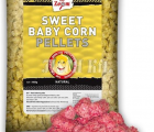 Carp Zoom Sweet Baby Corn Pellets, strawberry, 800 g