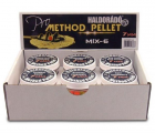 Haldorádó Pro Method Pellet 7 mm - MIX-6 / 6 íz egy dobozban